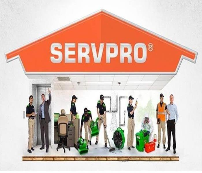 SERVPRO Commercial Cleaning